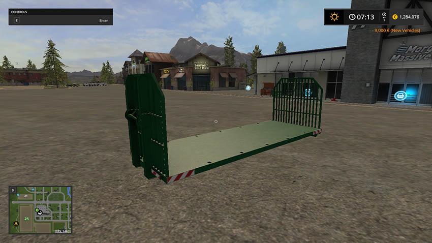 Container Wood Runner It Autoload V 1.0