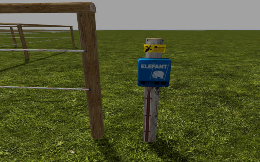 Electric Fence V 1.0