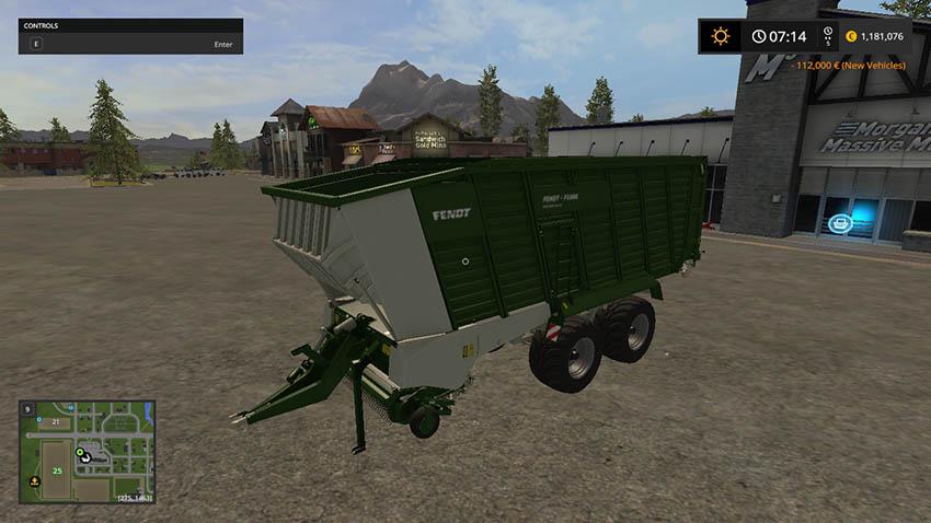 FENDT F100K V 1.1