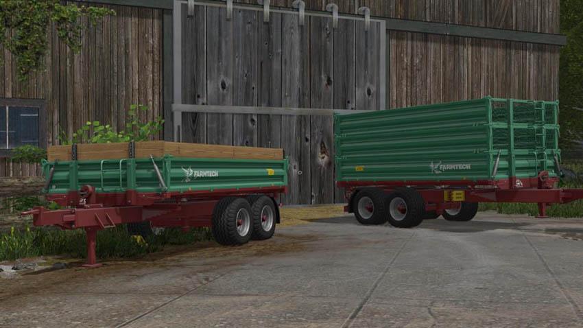 Farmtech TDK 900 v 1.0