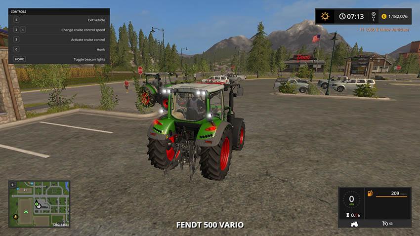 Fendt 500 Vario V 1.0