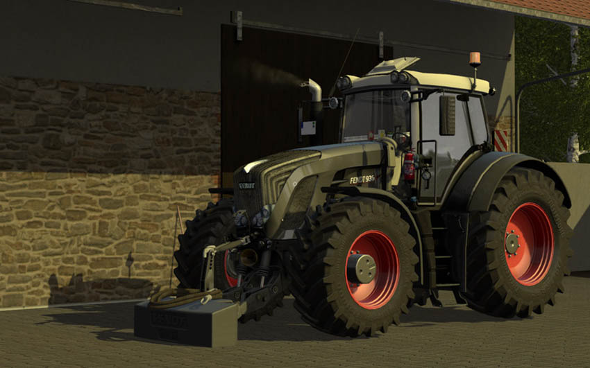 Fendt 900 Vario Black Beauty V 1.1.1.1