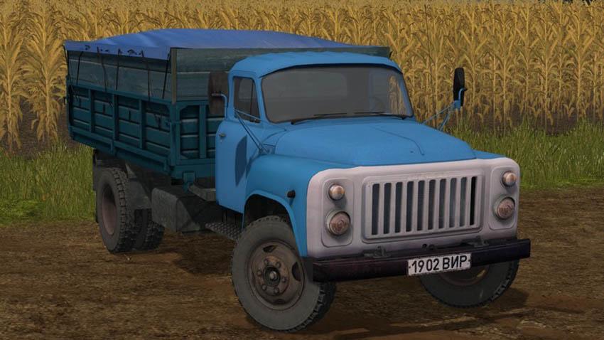 GAZ 53 blue V 1.0 Beta