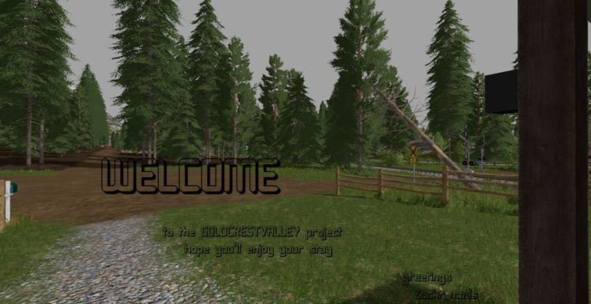 GOLDCREST VALLEY V 0.0.9