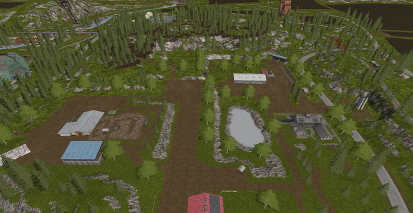 Goldcrest Valley XXL Hof V 1.4