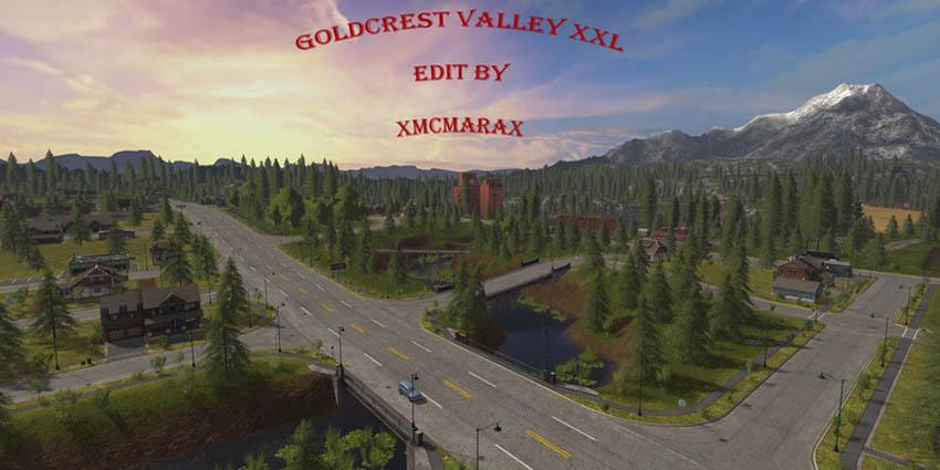 Goldcrest Valley XXL Hof V 1.4