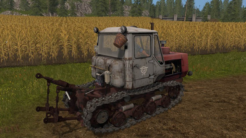 HTZ T-150 09 crawler V 1.0