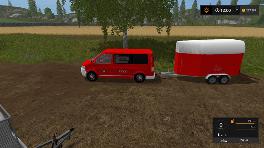 Horse-Truck and Horse Box Trailer V 1.1
