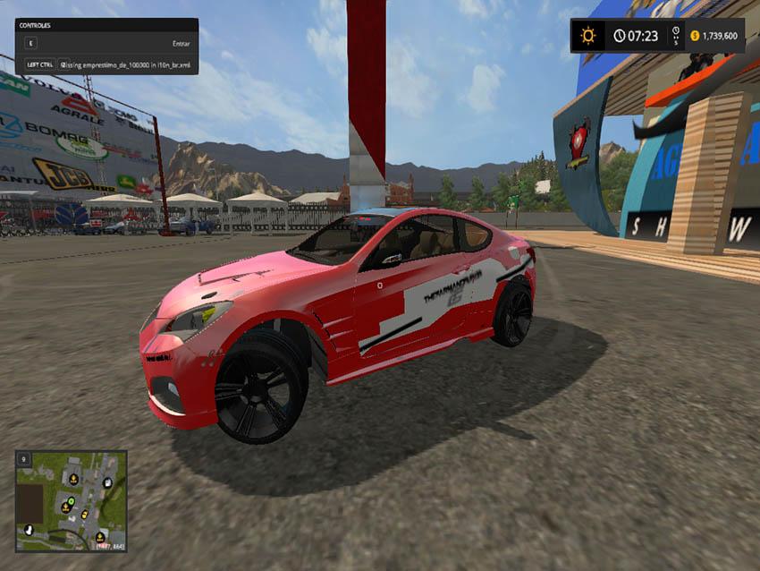Hyundai genesis race edition v 1.0