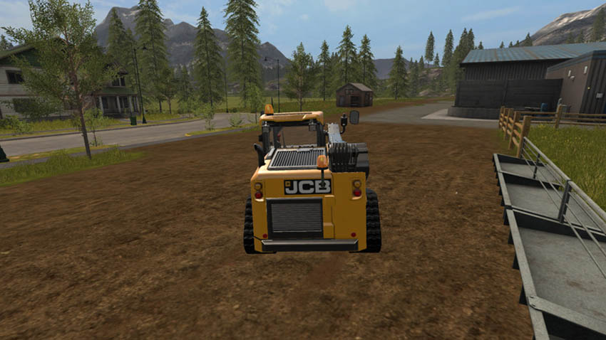 JCB 325 T - Without Grid V 1.0