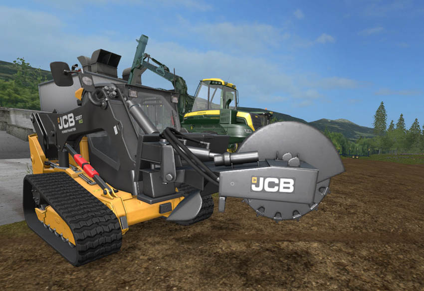 JCB Stump cutter V 1.0
