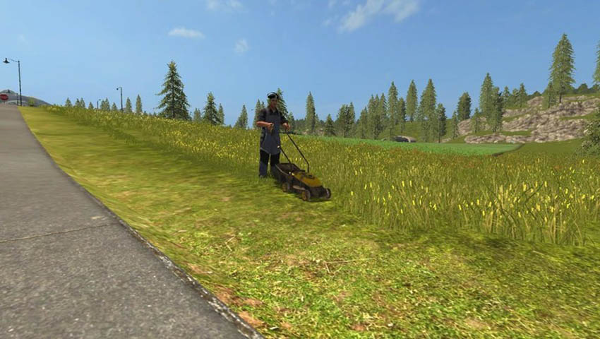 Lizard TRX Mower V 1.0