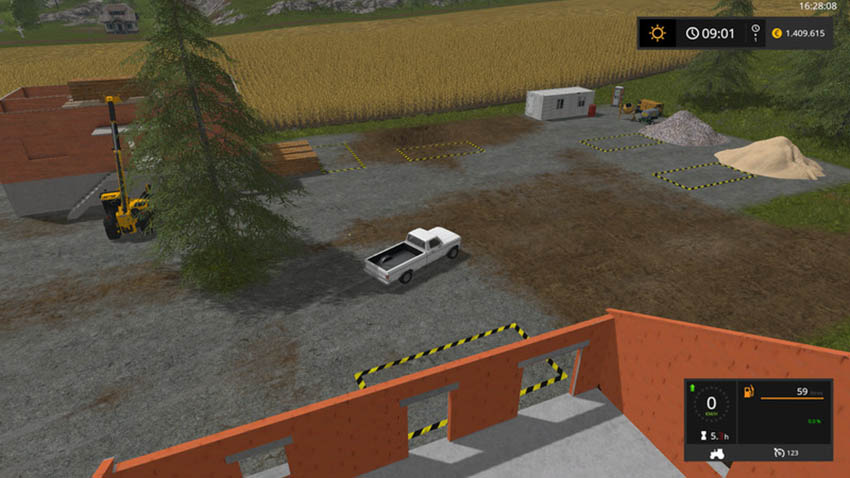 Mining And Construction Economy V 0.1