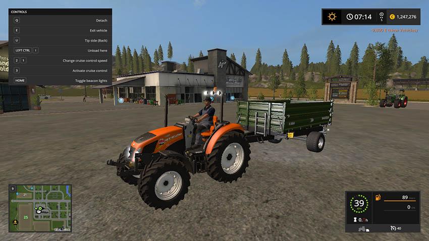 New Holland T4 Kommunal V 2.0