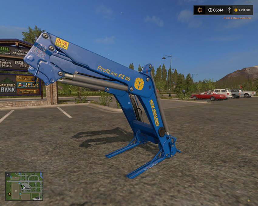 New Holland T7 Heavy Duty V 1.0