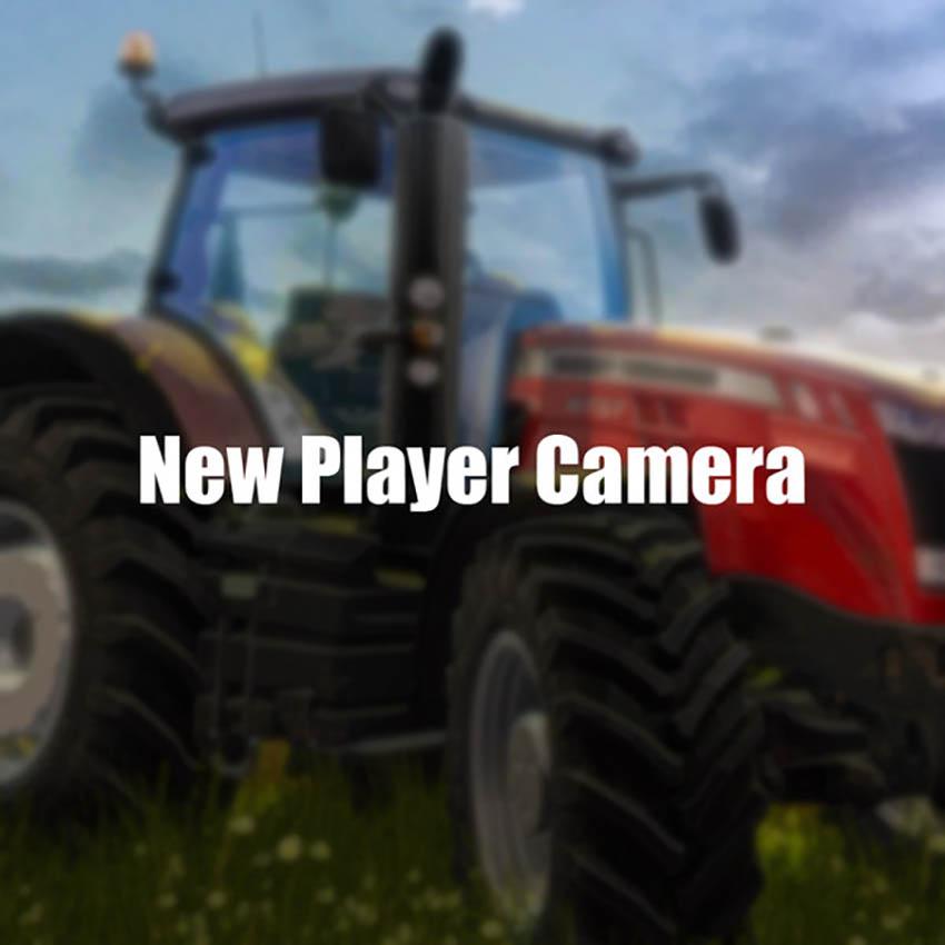 New Player Camera V 1.0