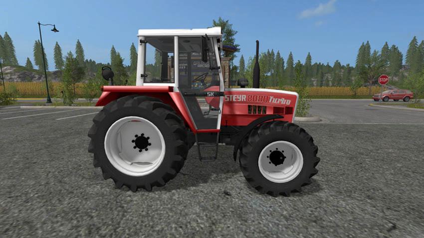 STEYR 8080A SK2 Turbo V 1.0