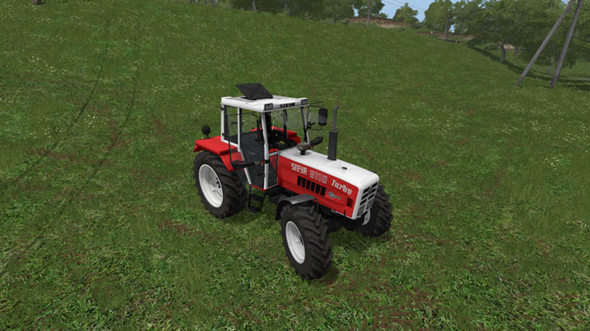STEYR 8110A SK2 Turbo Electronic V 1.0