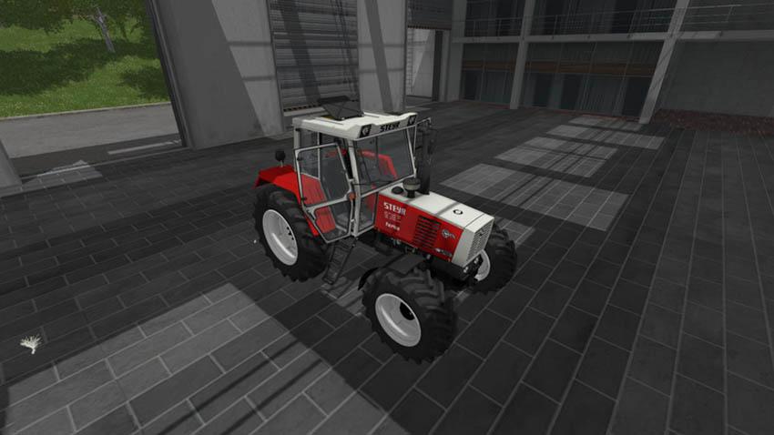 STEYR 8165a Turbo SK2 V 1.0