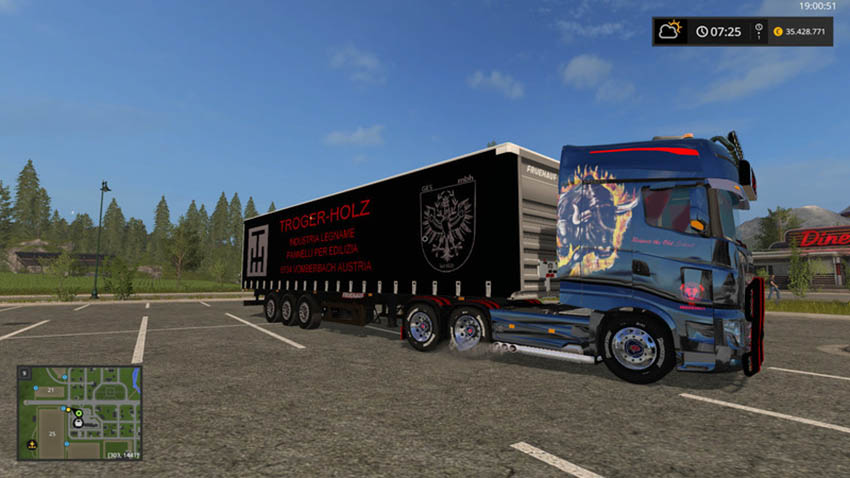 Scania 700 Evo Schubert Edit V 0.8