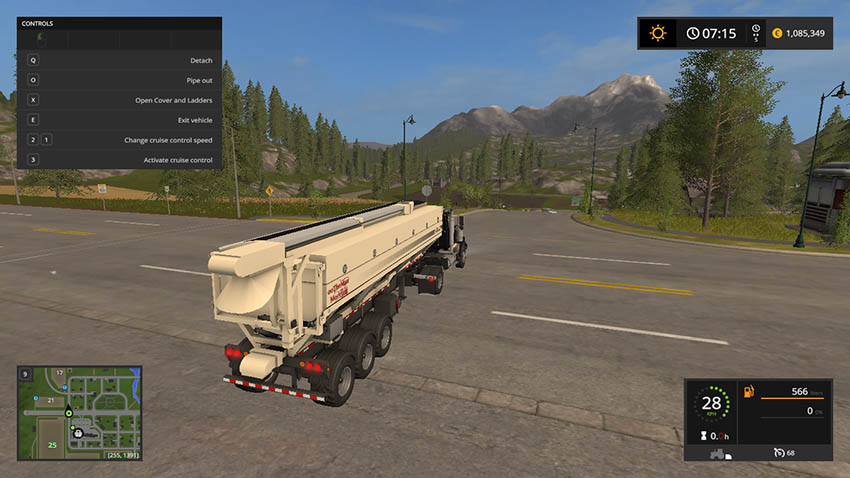 Seed Express 1260 V 1.0