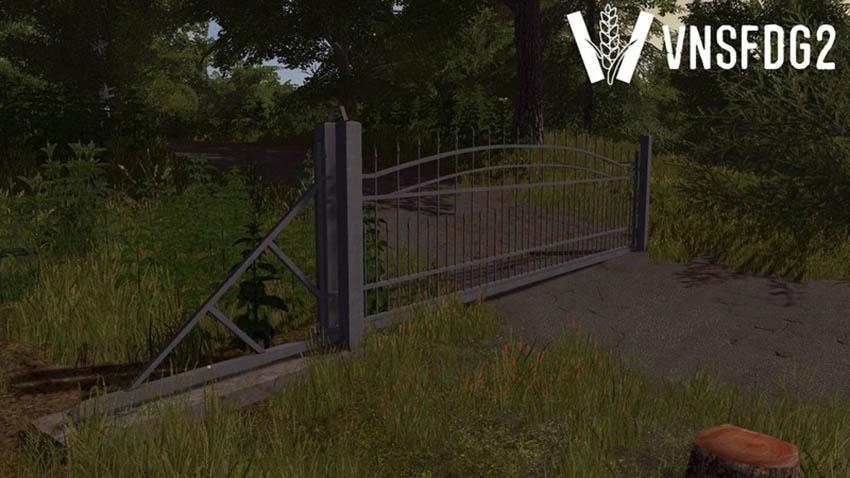 Sliding gate V 1.0