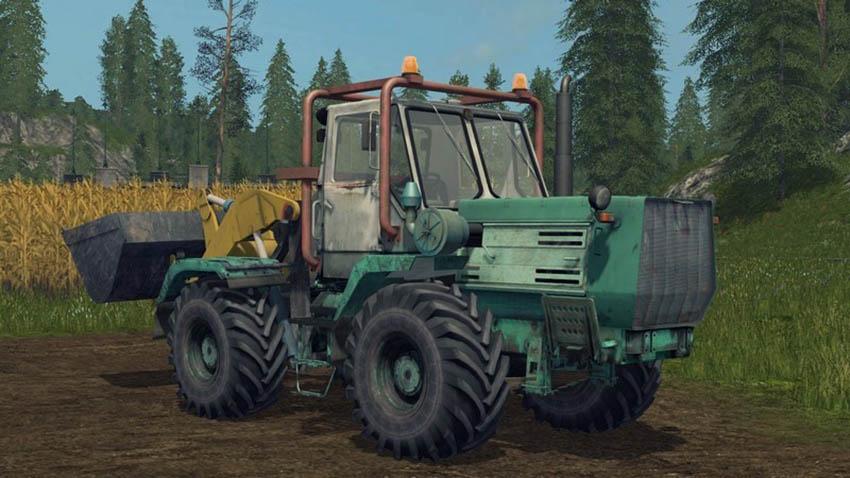 T-150K TO-25 front Loader V 1.0