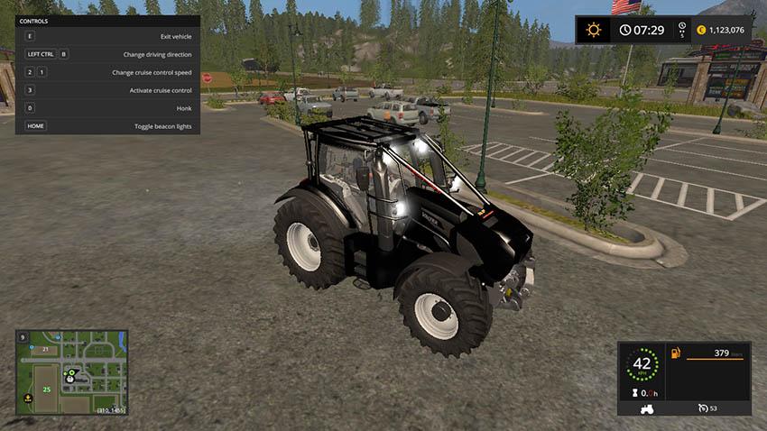 Valtra T Series Forestier v 1.0