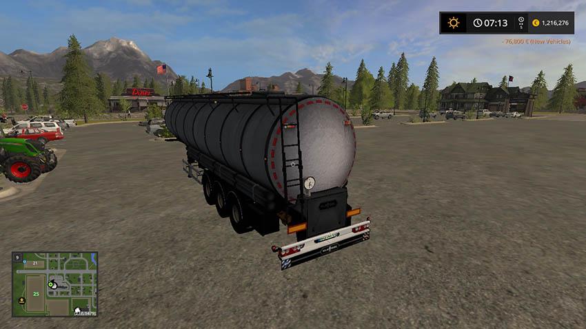 Vanhool tanks V 1.0