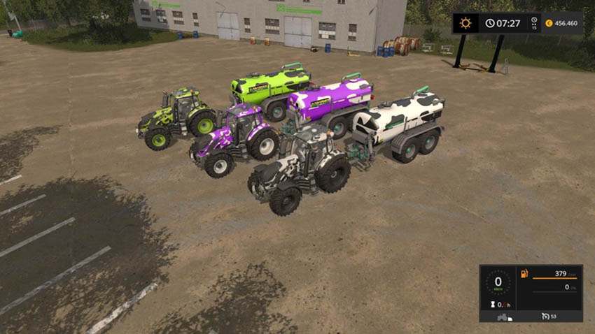 Valtra T Series Cow Edition Design V 1.2