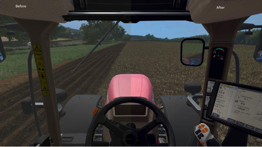 Better Graphic FS 17 Shadermod v 1.0