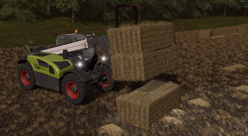 Claas Scorpion 7044 V 1.0