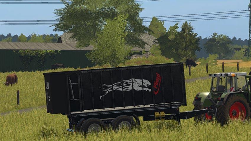 Fliegl TMK 266 Black Panter V 1.0