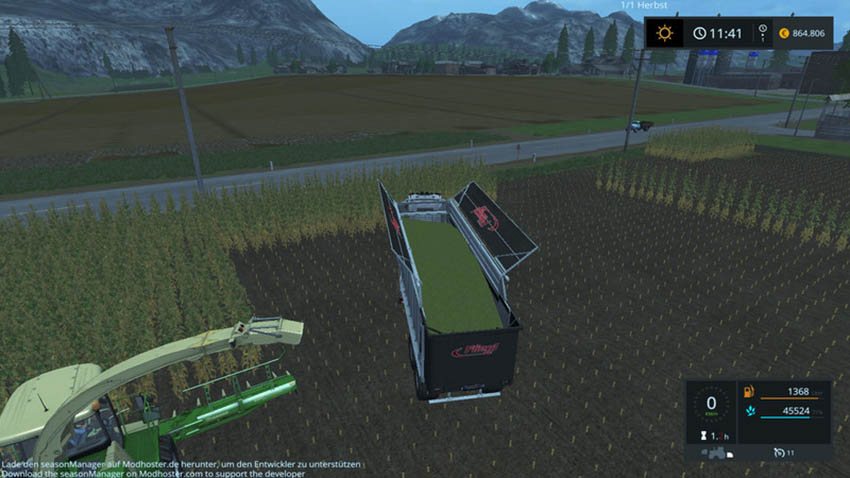 Fliegl semi-trailers V 1.0