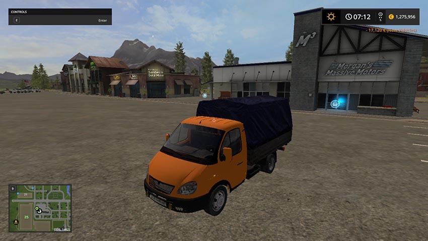 GAZ 3302 V 0.9