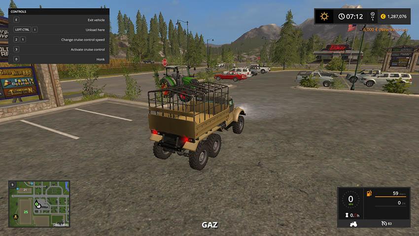 GAZ 69 Animal v 1.0