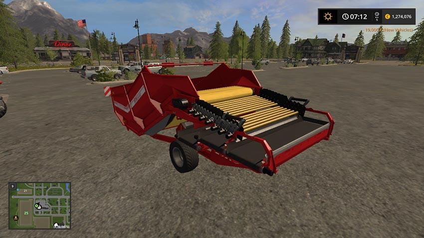 Grimme RH24-60 Conveyor Belt Edit V 2.0