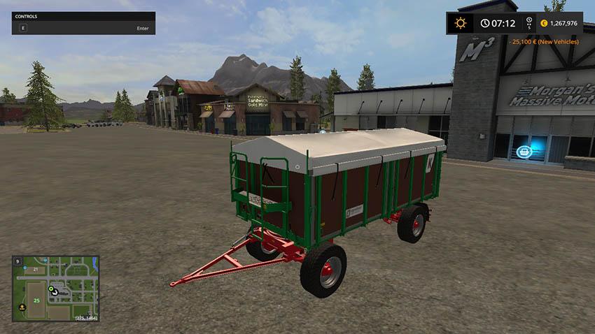 Kroeger HKD 302 TFL V 1.0