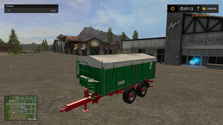 Kroeger TKD 302 FTL V 1.0