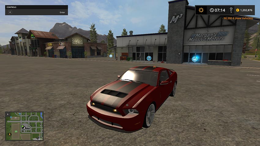 LIZARD Road Rage LIGHT ADDON VERSION V 1.0