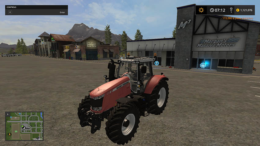 Massey Ferguson 7700 Collorable V Alle Farben