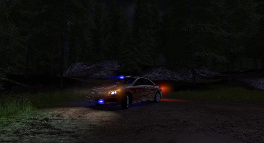Mercedes Benz CLA 45 AMG KodW V 3.0