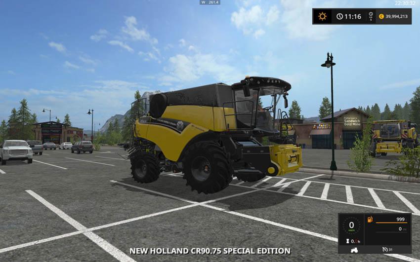 New Holland CR PACK v 1.2