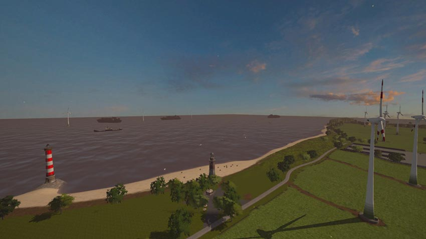 On the Baltic Sea V 1.1
