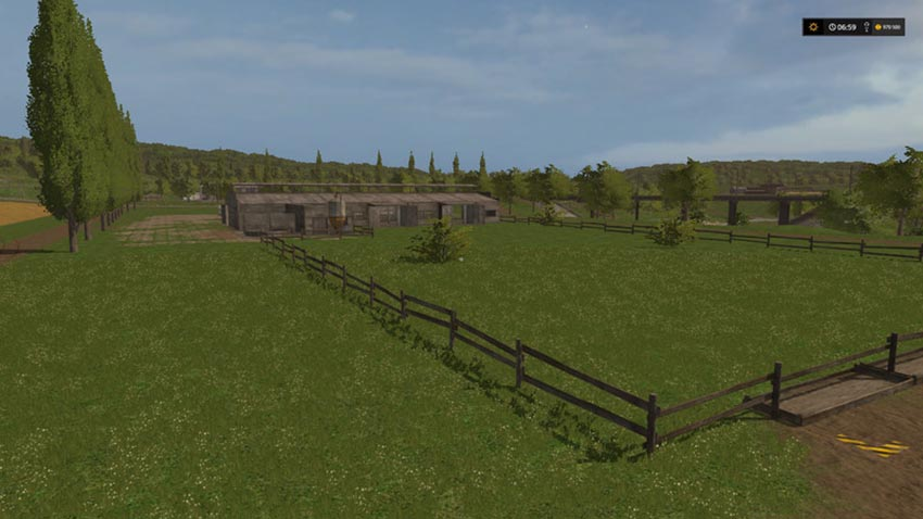 Sosnovka Big Fields Edition V 1.0