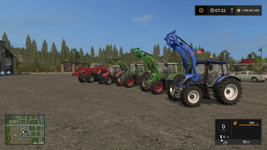 Stoll FZ Package V 1.0