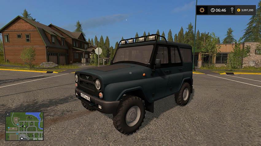 UAZ Hunter V 1.0