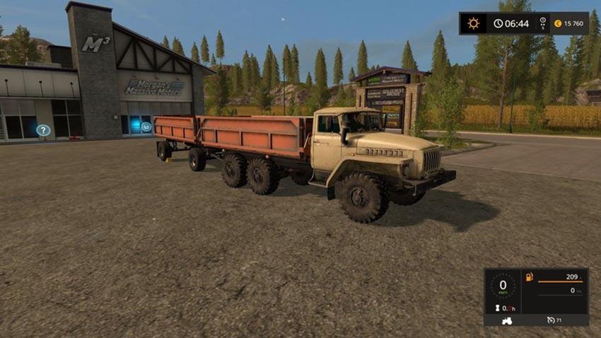 Ural Silo Set V 1.0