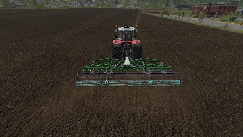 Vibro Cultivator Agromet 7m V 1.0