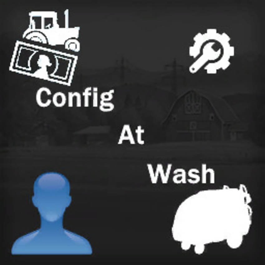 Wash At Config V 1.0